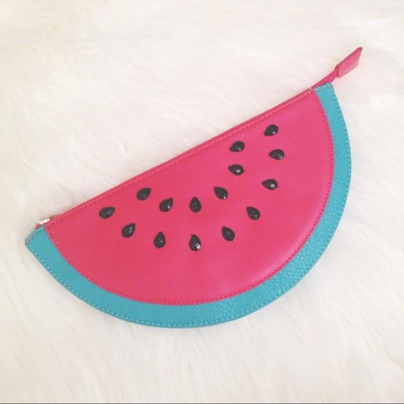 Nila Anthony Bags - 🍉 Sweet Watermelon Clutch