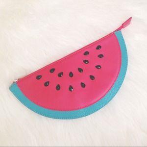 Nila Anthony Bags - 🍉 Sweet Watermelon Clutch 3