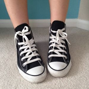 Converse Tops Noir Taille 6 4XJbW