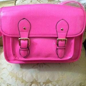 Pink Bag, Pink school bag