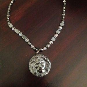 Jewelry - Hematite and Austrian crystals