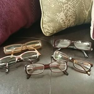Assorted Eyeglasses frames