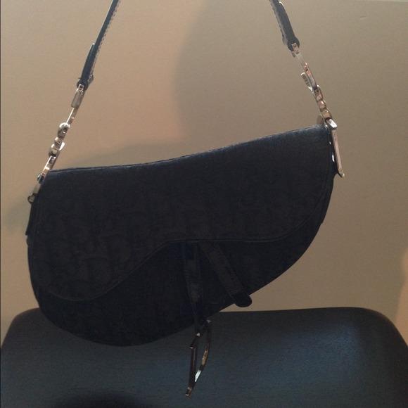 Dior Handbags - Christian Dior Saddle bag bda9f9f6dd6d6