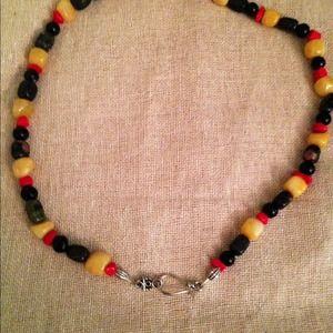 Jewelry - Ethnic Multi stone necklace