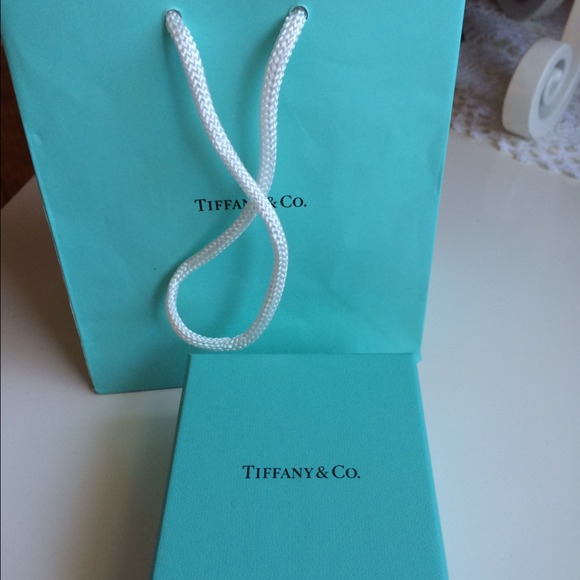 11c4881bd6 Tiffany & Co. Other | Tiffany And Co Paper Bag And Gift Box | Poshmark
