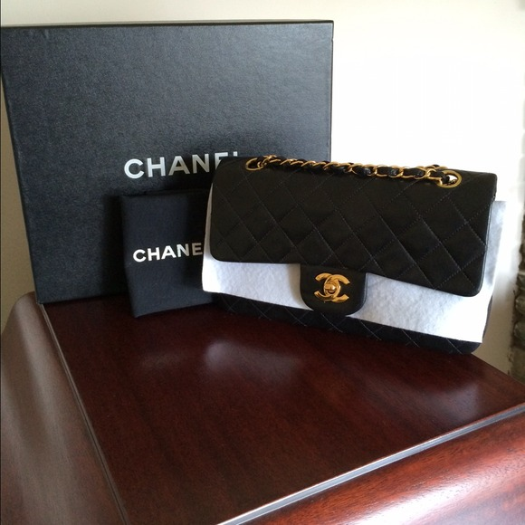 faadac54be37a7 CHANEL Bags | Very Mint Small Medium Classic Bag | Poshmark