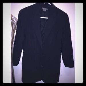 Vince Jackets & Blazers - Dark. navy blue/ black blazer