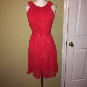 Dresses & Skirts - Gorgeous red dress! NWOT