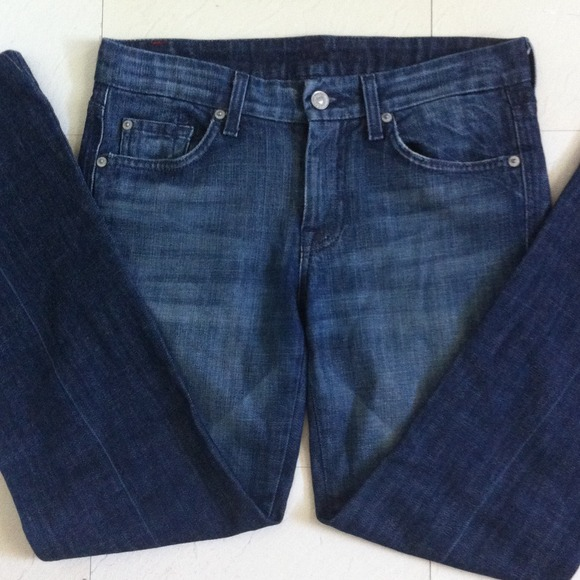 "7 for all Mankind Jeans - 7FAM ""A"" pocket jean"