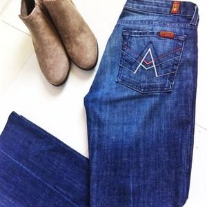 "7 for all Mankind Jeans - 7FAM ""A"" pocket jean 1"