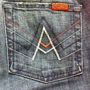 "7 for all Mankind Jeans - 7FAM ""A"" pocket jean 2"