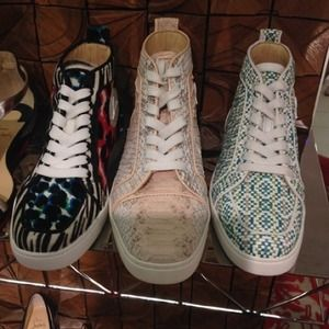 In Search Of Christian Louboutin Sneakers