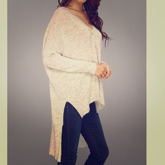 9 Off Free People Tops Free People Tgif Cardigan From