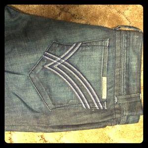 William rast men's jeans