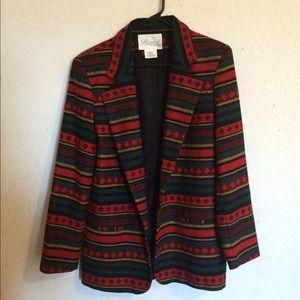Funky stanky poplicious blazer (bundle price $17)