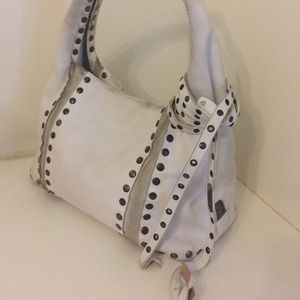 Jimmy Choo studded hobo