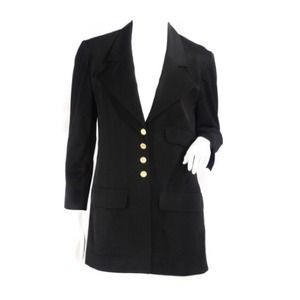AUTHENTIC 1970s Chanel Blazer