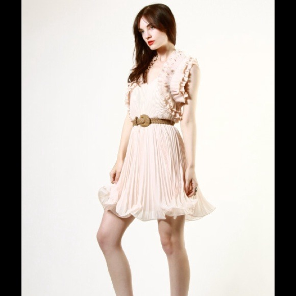 Dresses & Skirts - Origami Plissé Dress **Reduced**