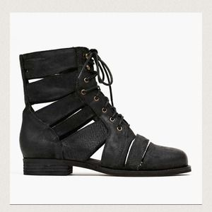 Jeffrey Campbell ✯ⓈⓁⒶⓈⒽⒺⒹ☮ Combat Boot