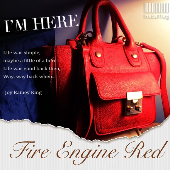 56% off 3.1 Phillip Lim for Target Handbags - LAST ONE! Red Mini ...