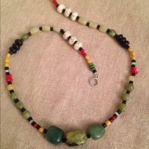 """Jewelry - Ethic toggle necklace 16"""""""