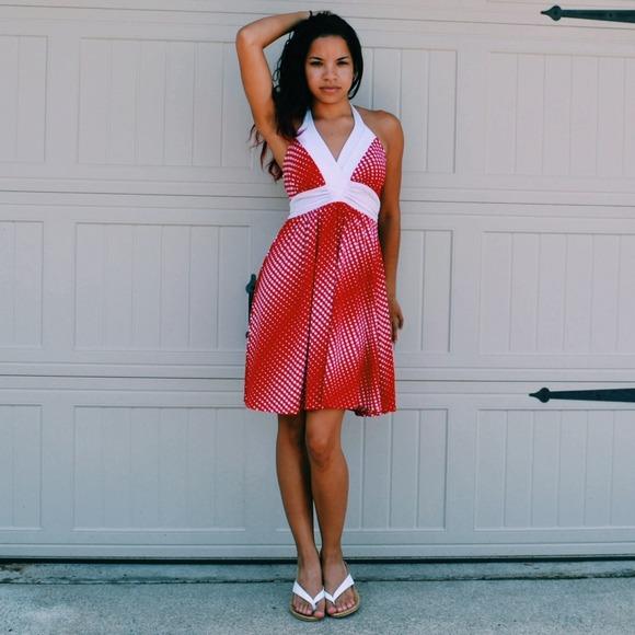 Candie's Dresses & Skirts - Candies Halter Dress
