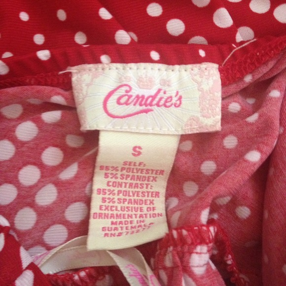 Candie's Dresses - Candies Halter Dress
