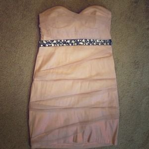 City Studio Dresses & Skirts - 🎉 HPGorgeous Formal dress w/ Rhinestone detail