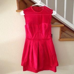 Nanette Lepore - Nanette Lepore Red Dress from Catalina&39s closet ...