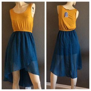 ⬇️REDUCED 💗 NWT Hi Low Dress 💗