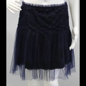 Rodarte for Target Tulle Overlay Skirt **Reduced**