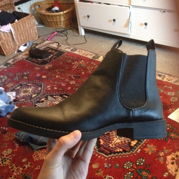 Lined Boots H&m H&m Black Chelsea Boots