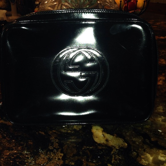 Gucci Handbags - Authentic Gucci toiletry/cosmetic bag