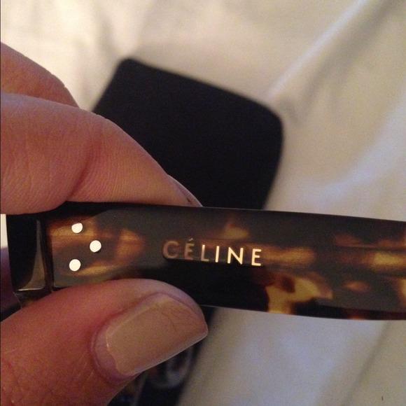 celine bag latest - 46% off Celine Accessories - C��LINE sunglasses from Courtney's ...