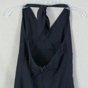 Girls Only Dresses - Girls Only Black Halter Dress, Size Large
