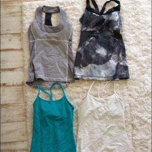 Lululemon tops!
