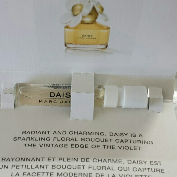 Marc by Marc Jacobs - Marc by Marc Jacobs daisy sample vial from ...