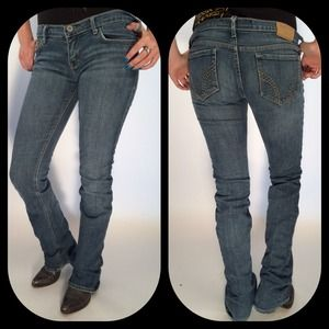 DONATED Hollister Venice Boot Jeans