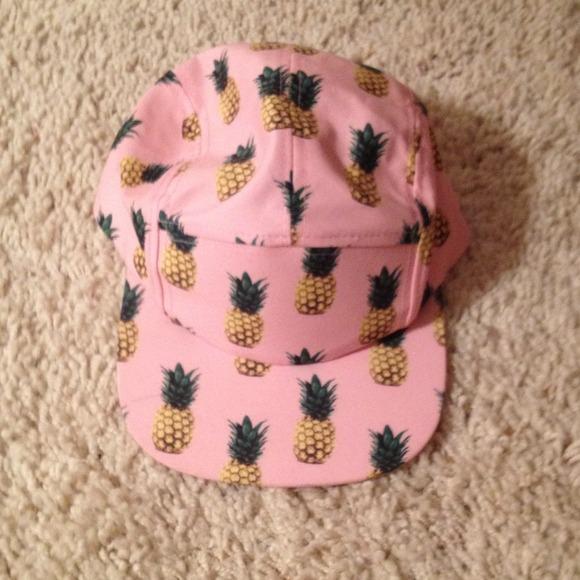 Floral Snapback Forever 21 Forever 21 Pineapple Snapback