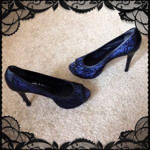 Pour la Victoire Shoes - 💟SALE-Elegant Pour La Victoria