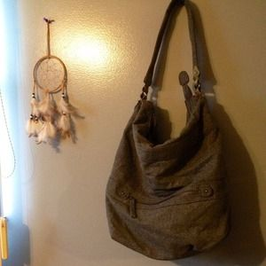 Gap hobo bag!