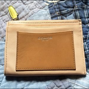 Coach Legacy Slim Wallet