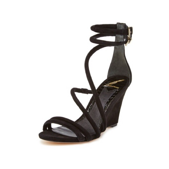 cheap sale footlocker pictures B Brian Atwood Sedini Wedge Sandals sale sale online buy online authentic big sale sale online outlet store for sale nuC1FM
