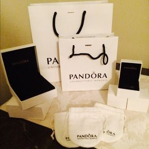 Pandora Bracelet Boxes