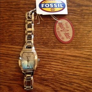 Fossil Watch- Brand new
