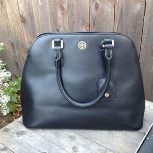 Tory Burch Open Dome Satchel