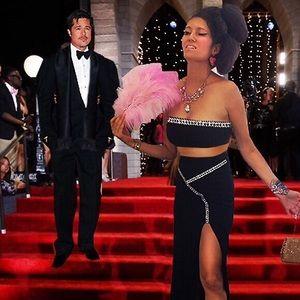 """Dresses & Skirts - """"Brad Pitt Wants Me"""" Red Carpet Skirt"""