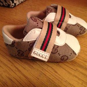 6ef61e9dcc25 Gucci Shoes - Gucci infant shoes