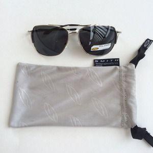 4e5a0e6e0a Smith Optics Accessories - SMITH Optics Rosewood Silver Sunglasses
