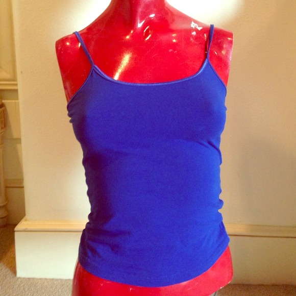 579bff3588fd8 Forever 21 Tops - Royal blue basic tank top from Forever 21!